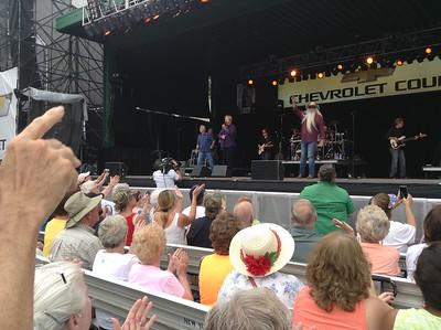 September -- NYS Fair & Oak Ridge Boys