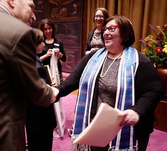 Shabbat Evening Service with Rabbi Eger 10/9/2015