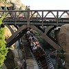 Rocking Along the Seven Dwarfs Mine Train at Walt Disney World