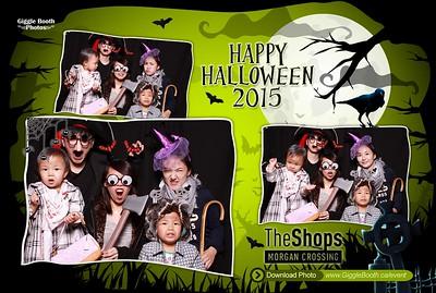 Shops at Morgan Crossing Halloween 2015