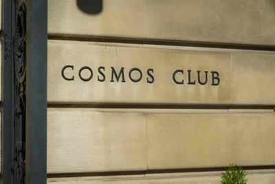 Silk Road Agenda at the Cosmos Club