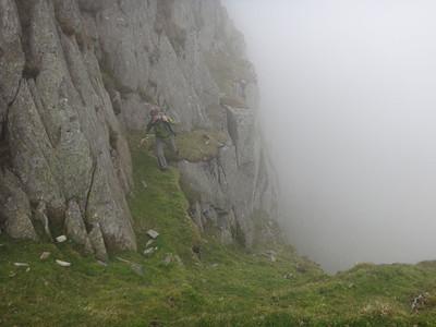 Yr Elen steep AK 2