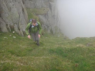 Yr Elen steep AK 3