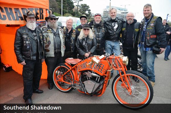 Southend Shakedown 2015
