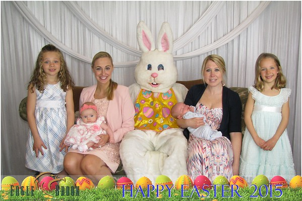 Eagle Brook Country Club Easter Brunch April 5, 2015