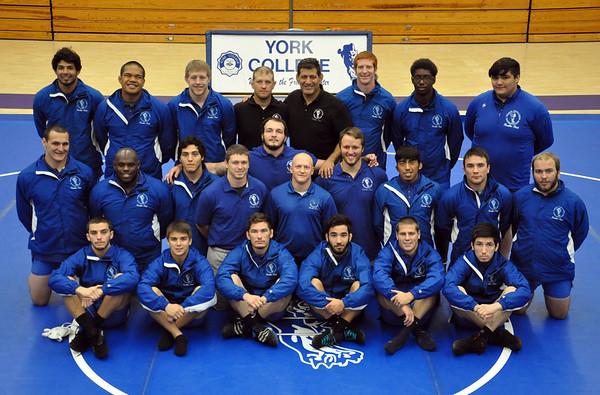 Wrestling Team 2014-15
