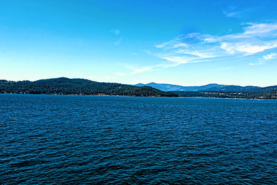 Day In Coeur D'Alene......