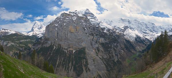 Schweiz, Mürren