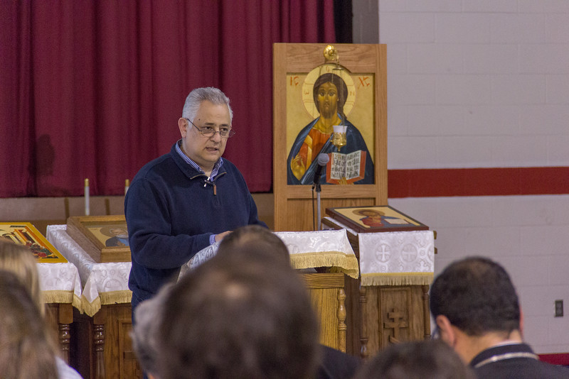St. Alexis Lecture 2015
