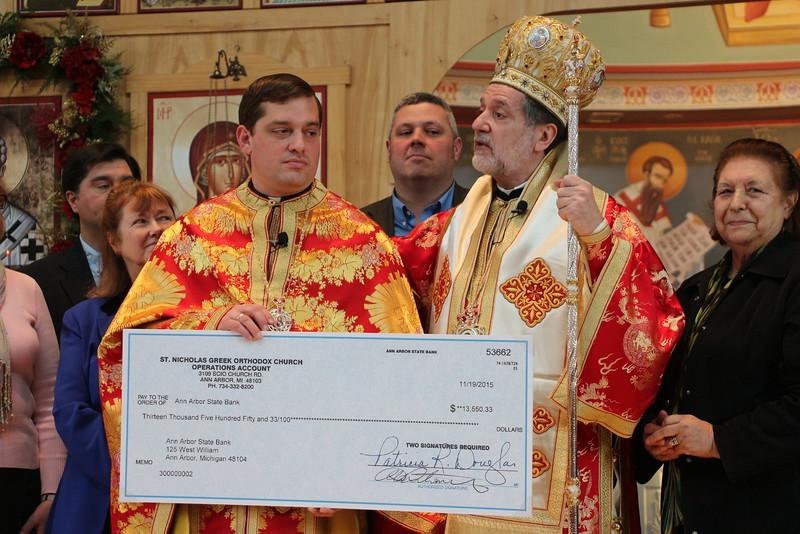 Mortgage Liquidation - St. Nicholas Church, Troy, MI