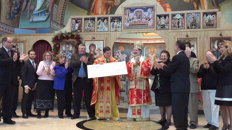VIDEO: Mortgage Liquidation - St. Nicholas Church, Troy, MI