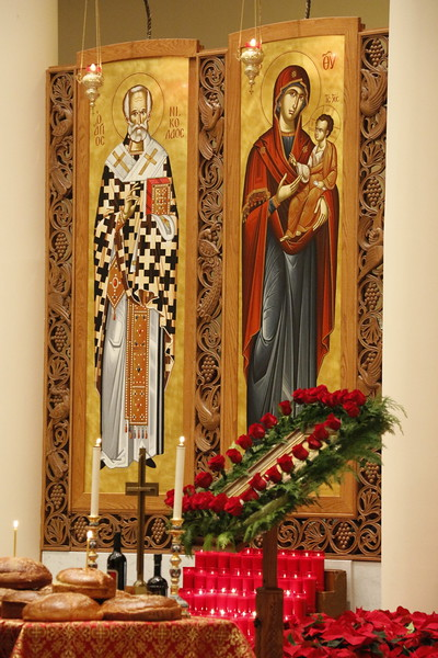 Feast of St. Nicholas Great Vespers