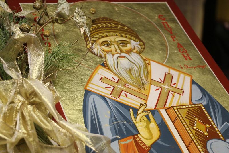 St. Spyridon Divine Liturgy