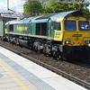 66590 0919/4m95 Southampton-Crewe.