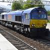 66750 1018/4F68 Ironbridge-Liverpool.