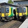 350370 & 350269 at Stafford.