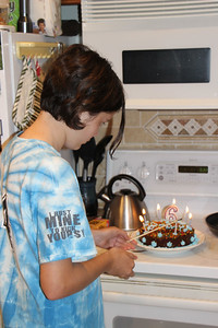 Henry's 8th Birthday