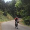 Bob on Tepusquet climb