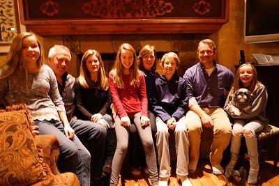 2015/2016 New Years eve,Chloe,Charli,Kiki,Frank,Steph,GreggNick,Nina Larsen