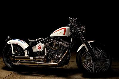 Headbanger Motorcycle Company - Model: High Flyin