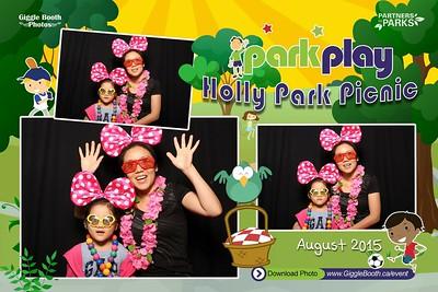 Surrey Parks - Holly Park - Park Play 2015
