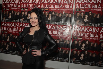 2015-02-26 TK Arakain - Lucie Bila