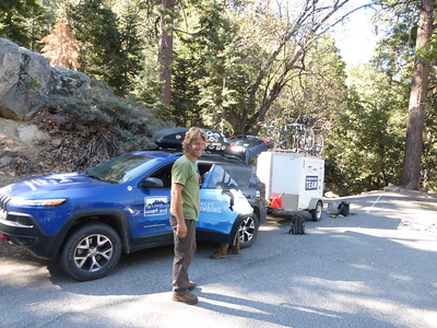 TahQ Trail Day, May 2 2015