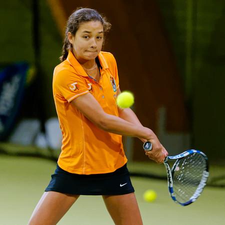 04. Merel Hoedt -  Netherlands - Tennis Europe winter cups Zutphen 2015_04