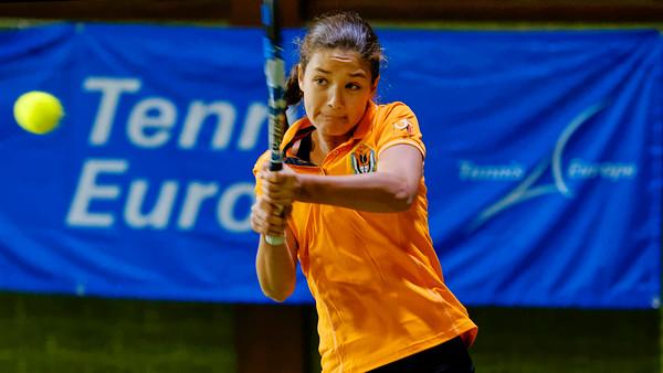 05. Merel Hoedt -  Netherlands - Tennis Europe winter cups Zutphen 2015_05