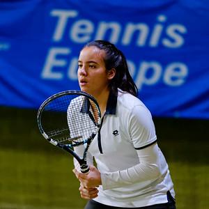 12. Gabriela Nicole Tatarus -  Romania - Tennis Europe winter cups Zutphen 2015_12