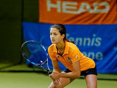 06. Merel Hoedt -  Netherlands - Tennis Europe winter cups Zutphen 2015_06