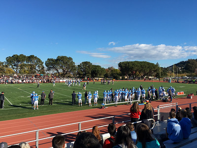 Thanksgiving Football At Hillsdale High