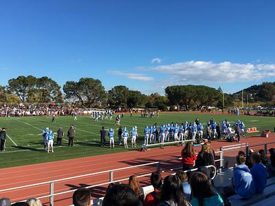 Thanksgiving Football At Hillsdale High