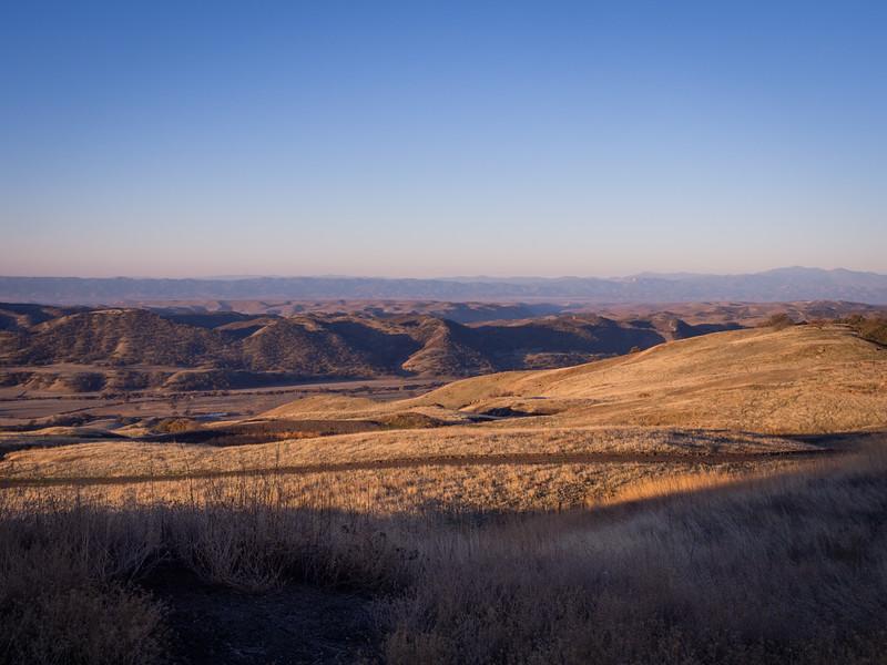 Salinas Valley from CA 198