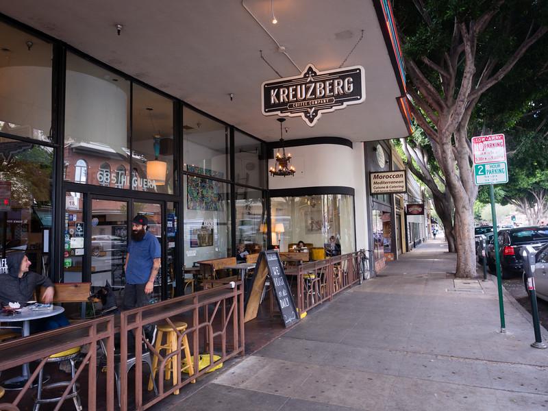 Kreuzberg Cafe