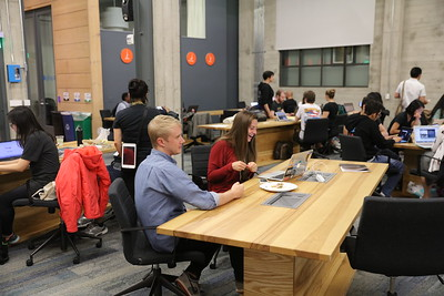 The Hackathon of Outlandish Things - SF