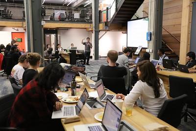 The Hackathon of Outlandish Things - SF