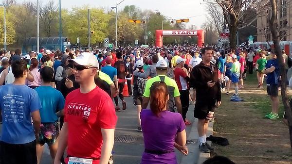 Toronto Goodlife Marathon