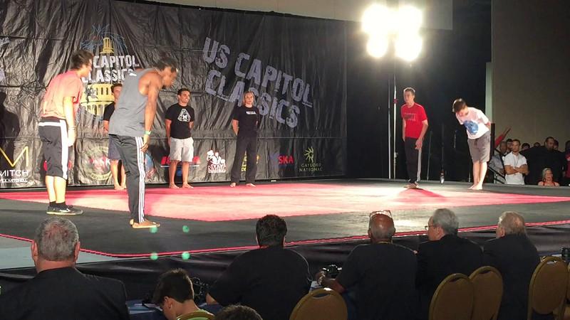 Night Show - US Capitol Classics Tricking Battle
