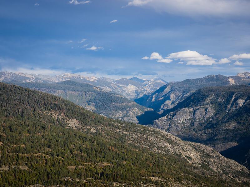 Fich Creek valley