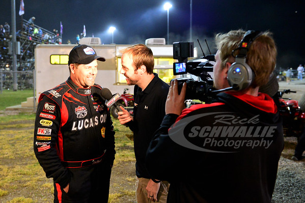 Earl Pearson, Jr. is interviewed by Michael Rigsby from DirtonDirt.com