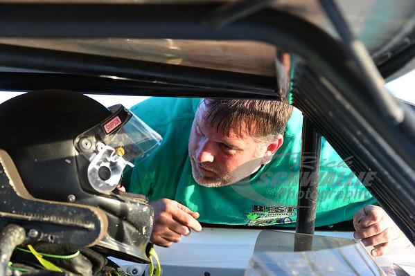 Matt Westfall and crew chief - Randall Edwards