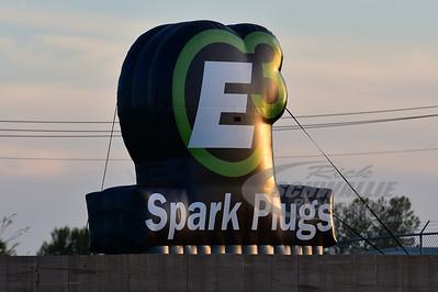 E3 Spark Plugs balloon