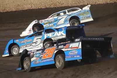 Tri-City Speedway; Lucas Oil Late Model Dirt Series 5-1-15