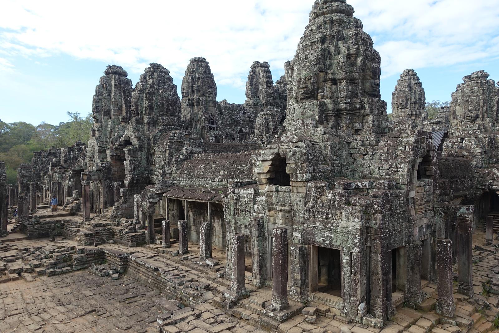 Siem Reap – Angkor Wat – Bayon