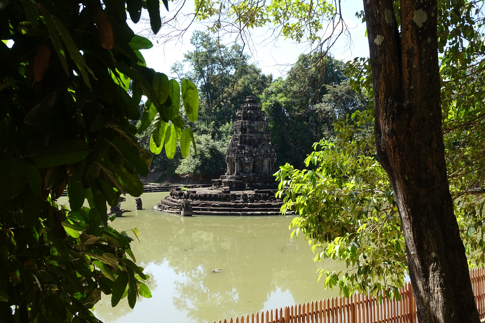 Siem Reap – Angkor – Neak Pean
