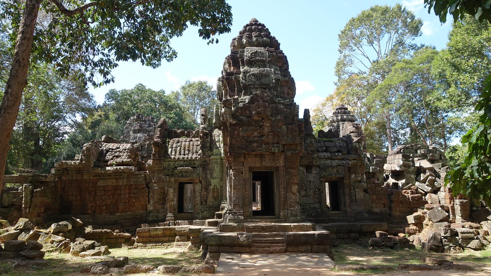 Siem Reap – Angkor – Ta Som