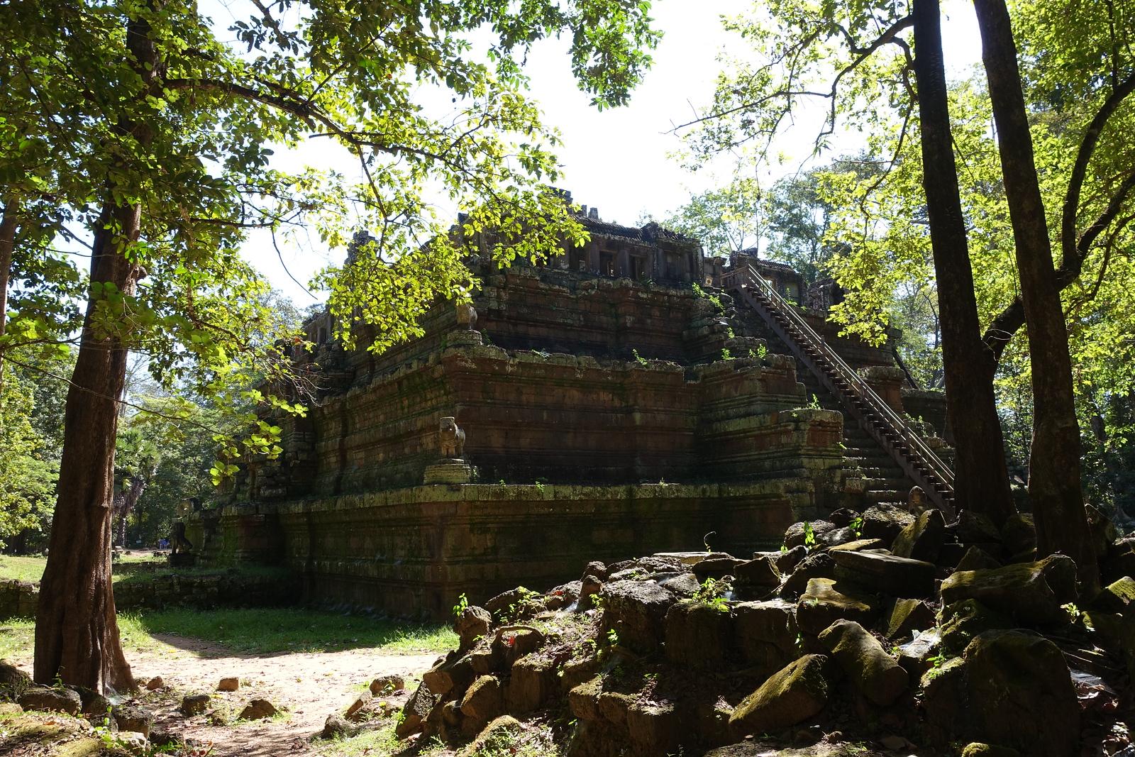 Siem Reap – Angkor Wat – Phimeanakas