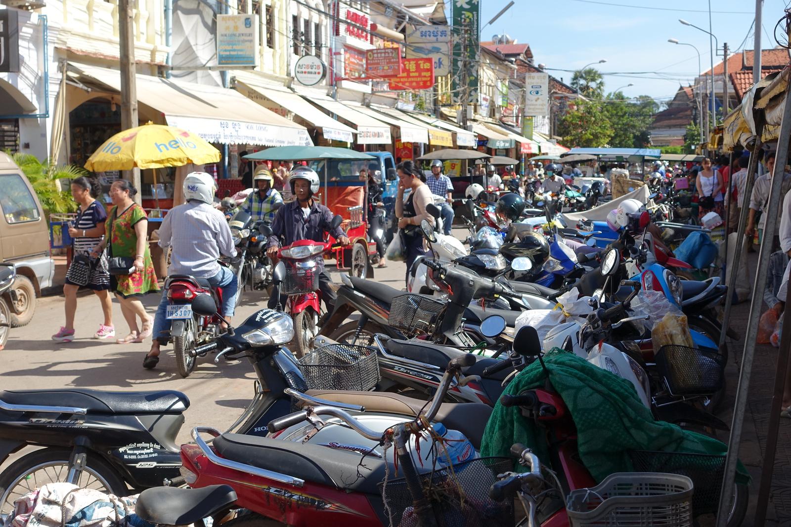 Siem Reap – Downtown Life