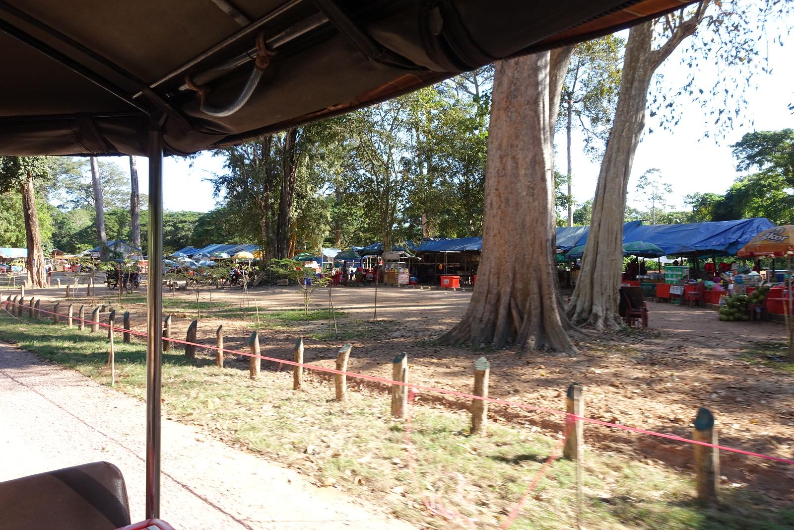 Siem Reap – Morning Life on a Tuk Tuk